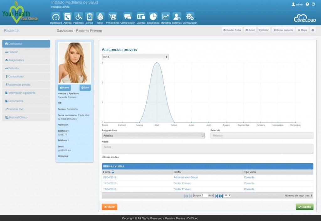 software medico cloud