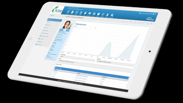 importante incorporar otras herramientas tecnológicas para aumentar el compromiso del paciente.