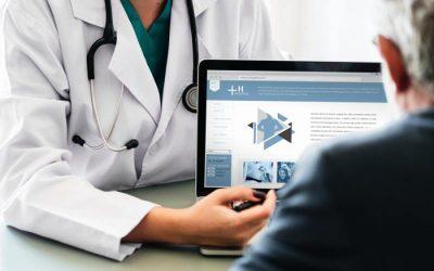 La telemedicina permite mantener el contacto con tus pacientes o